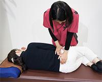 骨盤矯正+肩関節調整